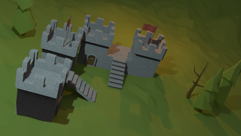 castle3d