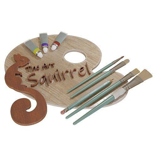 The Art Squirrel